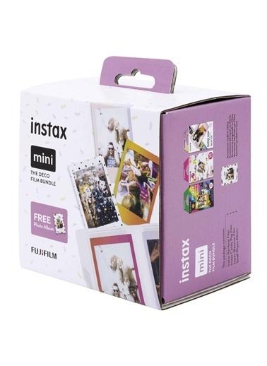 Fujifilm instax mini Deco Film Seti Renkli